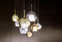 Lighting / Contemporary lighting available through Theodores Furniture