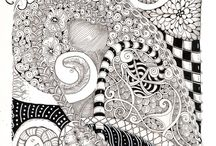 ART...Zentangle by Shelly Beauch