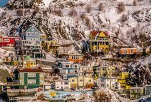 My true homeland. / Beautiful, colourful Nfld.