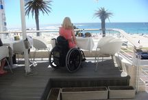Wheelchair-Friendly Getaways / Pins we love showcasing amazing vacations and weekend getaways to locations all around the world. See awesome videos at SPINALpedia.com - 4,000+ organized spinal cord injury videos.
