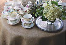 Cup of tea / Buen gusto y hospitalidad con una taza de té