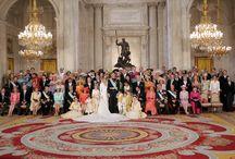 Boda Real de Felipe VI y Letizia / Boda Real de Sus Majestades los Reyes Felipe VI y Letizia. Madrid, Capital del Reino de España 24-05-2004