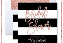 Get the Look - Blush & Black Theme / Get the look Inspiration for blush & black theme