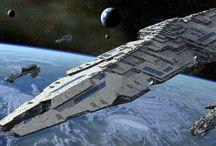 Spaceships/Aircraft