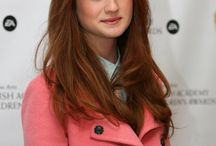 bonnie wright / actress