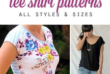 Sewing projects/patterns