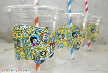 Party: Magic School Bus