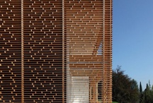 skin building / Skin architecture facade bardage vetute