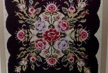 Τυπωτοί καμβάδες / Τυπωτοί καμβάδες με χρώμα,για σταυροβελονιά. Σεμέν καρέ κλπ.Γιούλη Μαραβέλη τηλ 2221074152