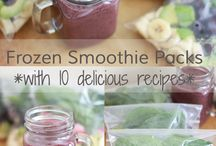 Meal Planning - Smoothies