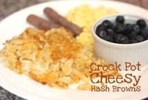 Crock Pot Meals / by Stacey Wirt Bates