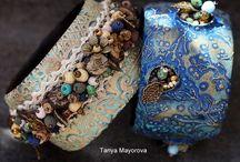 Polymer Clay Jewelry - Bracelets