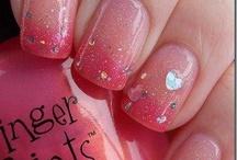 Mis uñas / El tipo de uñas posibles...