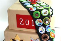 Eagle Scout Cakes