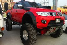 Mitsubishi pajero sport / Modifications or inspirations for our current 4wheeler