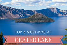 Britt Crater Lake Project / by Britt Festivals