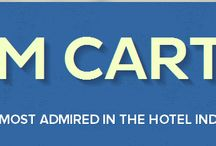 A man Most Admired in the Hotel Industry / Kym Carter is the most admired men in the hotel industry.