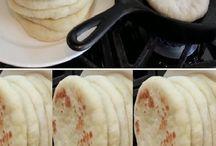 Bazlama ekmek