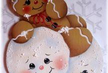 kurabiye bebekler