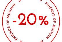 ムーミンの友だち / 本日6/9〜11の3日間ムーミンの友だちセールを開催!ムーミン公式サイトでのお買いものが、なんと20%オフに!お買いものしてレジに進んだ時、クーポンコード【friendsofmoomin】の記入を忘れずに!在庫切れの商品は対象外です!https://www.moomin.co.jp/ja/shop