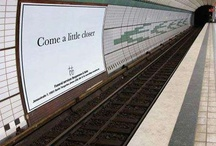 Buena publicidad / Publicidad bien hecha, que llama la atención, curiosa e innovadora.