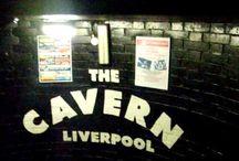 Mathew Street Liverpool - Where the Cavern Club is...
