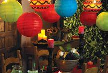 festa mexicana ideias