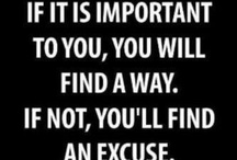 My Favorite Quotes / Motivation quotes