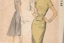 Old time fashion.. Beautiful