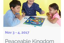 Peaceable Kingdom Game Night