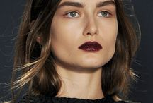 Fall/Winter Makeup Trends  / What new looks are trending now on the runways and in the magazines? Find out here and also how to recreate the look naturally with Sumbody's handmade mineral based makeup cosmetics.