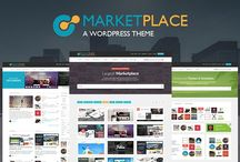 Themes / Theme Design / Blog / Business / Commerce & more