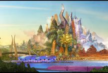 Zootopia - the concepts