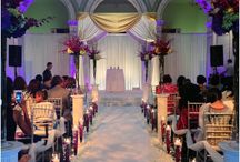 Indian Weddings Decor / Mandap and Decor for Indian Weddings, Fusion Weddings, and Hindu Weddings. Art of Imagination is based in Chicago, IL.