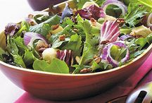 Salads / by Enspired Visions