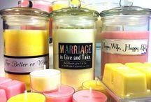 Wedding Day - Gift Set / Wedding Day, Bride & Groom, Honeymoon