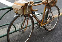 bikes bikes bikes / everyday i'm cyclin'