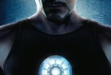 Robert Downey, Jr / by Kim Jenks