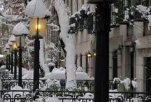 Χριστούγεννα λευκα