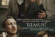 Nymphadora Tonks x Remus Lupin