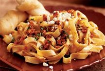 pasta / by Irish Britson