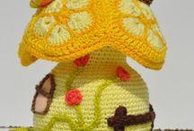 вязание для детей игрушки