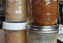 Make-Ahead Mixes (Food Mix Recipes)
