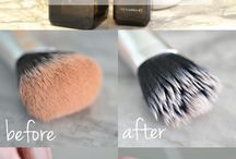 Makeup and makeup tricks