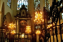 Bruxelles Concattredale di San Michele e Santa Gudula