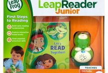 Leapfrog wish list / by Amber Byram