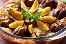 Les desserts - Pyrex / Fruité, sucré, doux, amer.. Découvrez nos recettes Pyrex pour réaliser vos plus beaux desserts