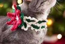 needlework- CROCHET - for the pets