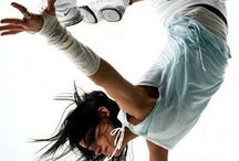 Martial Arts and Parkour Inspiration for the Inner Origins Series / Fighting, dancing, freerunning -- the action abounds in Shades of Valhalla and the Inner Origins series. See what inspires me and check out http://www.ellislogan.com and checkout #MartialMonday on Twitter!