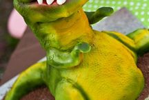 Kids Dinosaur Party Ideas / by Chelsea Hart